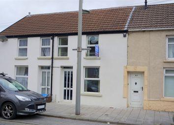 Thumbnail Terraced house for sale in Commercial Street, Maesteg, Mid Glamorgan