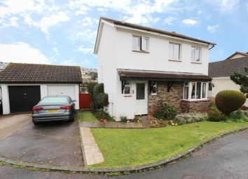 Thumbnail 3 bedroom detached house for sale in Moor View Drive, Teignmouth