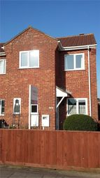 Thumbnail 3 bed end terrace house for sale in Seacroft Road, Mablethorpe, Lincolnshire