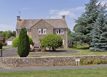 Thumbnail 4 bed detached house to rent in Station Road, South Cerney, Cirencester
