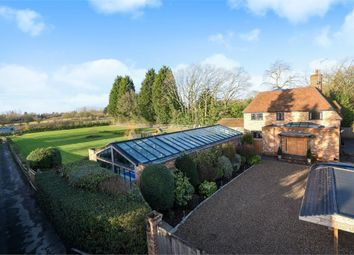 Thumbnail 5 bedroom detached house for sale in Steep Hill, Chobham, Woking, Surrey