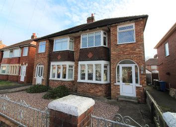 Thumbnail 3 bed semi-detached house for sale in Aintree Road, Thornton