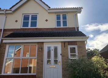Thumbnail 3 bed semi-detached house to rent in Hudson Close, Liphook