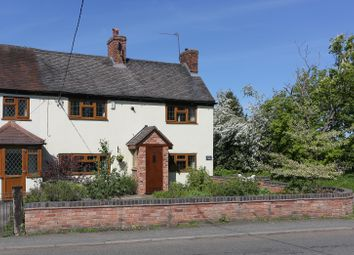 Thumbnail 3 bed cottage for sale in Bodymoor Heath Lane, Bodymoor Heath, Sutton Coldfield