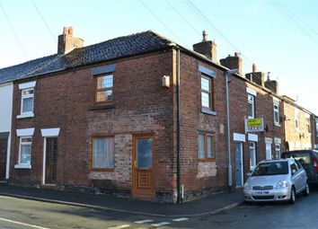 Thumbnail 1 bedroom end terrace house to rent in Portland Street, Leek