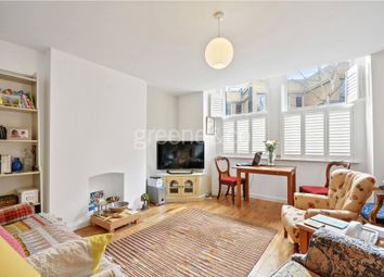 Thumbnail 2 bed flat for sale in Fleet Road, South End Green, London