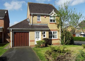 Thumbnail 3 bed detached house for sale in Isaacs Way, Droitwich