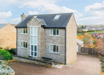 Thumbnail 4 bed detached house for sale in Hough Side Lane, Pudsey