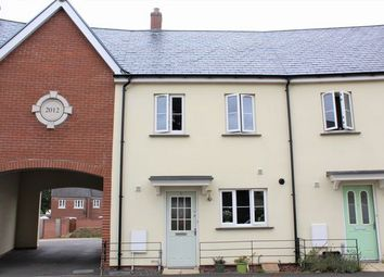 Thumbnail 2 bed terraced house for sale in Olympian Way, Cullompton