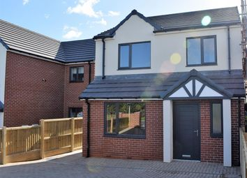 Thumbnail 3 bed detached house for sale in Hallgate Lane, Pilsley, Chesterfield