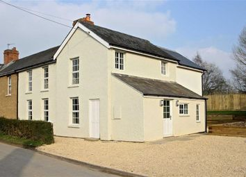 Thumbnail 4 bed semi-detached house for sale in Barrett's Row, Wendlebury, Oxfordshire