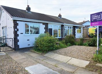 Thumbnail 2 bed semi-detached bungalow for sale in South Parade, Beverley