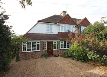 Thumbnail 3 bed semi-detached house for sale in Ruden Way, Epsom