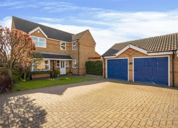 Thumbnail 4 bed detached house for sale in Greenholme Park, Mansfield Woodhouse, Mansfield