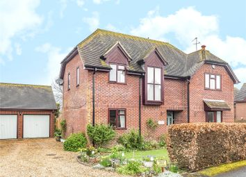 Thumbnail 4 bed detached house for sale in Spencer Gardens, Shillingstone, Blandford Forum, Dorset