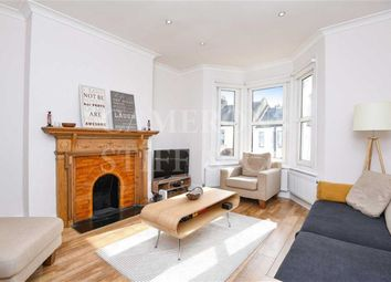 Thumbnail 3 bed flat for sale in Huddlestone Road, Willesden