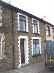 Thumbnail 3 bedroom property to rent in Tonypandy, Clydach, Marian Street