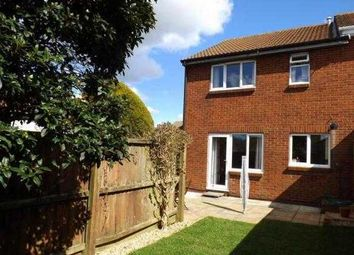 Thumbnail 1 bed end terrace house to rent in Kitter Drive, Plymstock, Plymouth