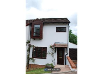 Thumbnail 3 bed terraced house to rent in Elliott Close, Exeter
