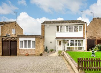 Thumbnail 4 bed detached house for sale in Hardwick Road, Wellingborough