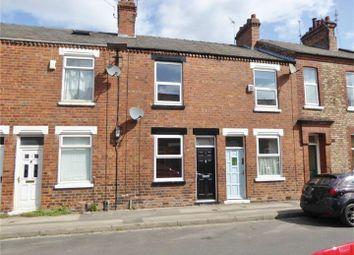 2 bed terraced house to rent in Queen Victoria Street, York YO23