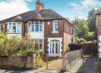 Thumbnail 3 bed semi-detached house for sale in Costock Avenue, Nottingham