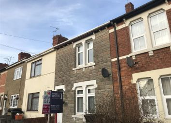 Thumbnail 2 bed terraced house for sale in West End Road, Stratton, Swindon