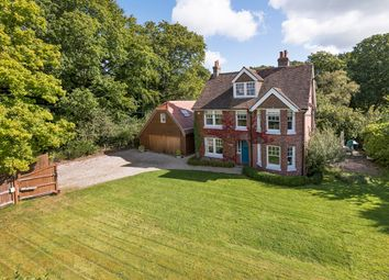 Thumbnail 4 bed detached house for sale in Woodlands, Turners Green, Heathfield, East Sussex