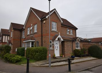 Thumbnail 3 bed semi-detached house for sale in The Chilterns, Stevenage, Hertfordshire
