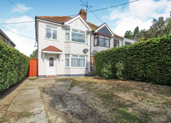 Thumbnail 3 bed semi-detached house for sale in Harwich Road, Clacton-On-Sea
