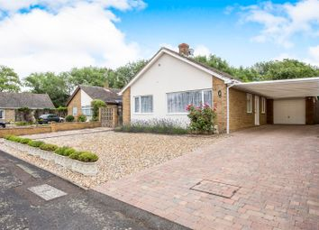 Thumbnail 3 bed detached bungalow for sale in Sitka Close, Heacham, King's Lynn