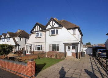 Thumbnail 3 bed semi-detached house for sale in Portsmouth Road, Lee-On-The-Solent