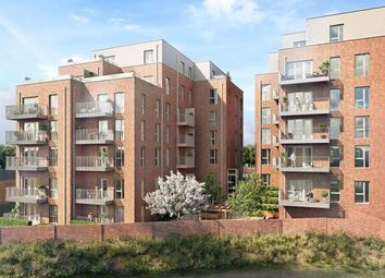 Thumbnail 3 bed flat for sale in Battalion Court, Woolwich