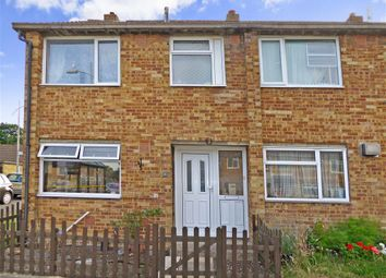 Thumbnail 3 bed end terrace house for sale in Rosemary Close, Walderslade, Chatham, Kent