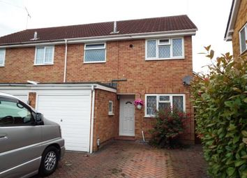 Thumbnail 3 bed semi-detached house for sale in Harpton Close, Yateley