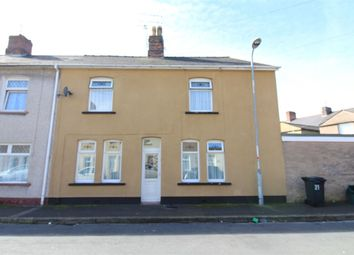 Thumbnail 3 bed end terrace house for sale in Dean Street, Newport