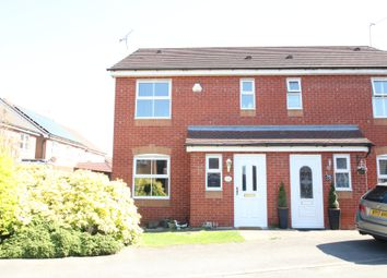 Thumbnail 3 bed semi-detached house for sale in Westwood Road, Atherstone