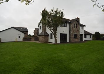 Thumbnail 5 bed detached house for sale in Newton Cross Road, Newton In Furness, Barrow-In-Furness