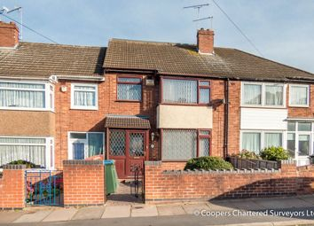 Thumbnail 4 bed terraced house for sale in Sedgemoor Road, Stonehouse Estate, Coventry
