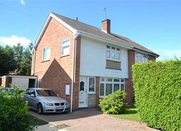 Thumbnail 3 bedroom semi-detached house to rent in Firsvale Road, Wednesfield, Wolverhampton