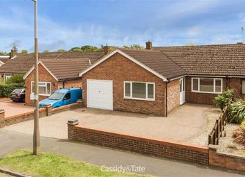 Thumbnail 3 bed bungalow to rent in Jenkins Avenue, St Albans, Hertfordshire
