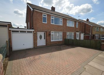 Thumbnail 3 bed semi-detached house for sale in Aldercroft Close, Ipswich