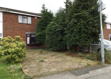 Thumbnail 3 bedroom semi-detached house for sale in Furzebank Way, Willenhall, West Midlands