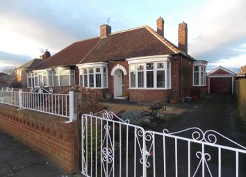 Thumbnail 2 bedroom bungalow for sale in Trent Avenue, Thornaby, Stockton-On-Tees