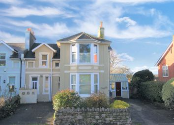Thumbnail 6 bed semi-detached house for sale in Shirburn Road, Torquay