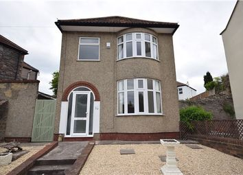 Thumbnail 3 bed detached house for sale in Snowdon Road, Bristol