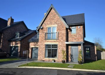 4 bed detached house for sale in Fairway Drive, Goostrey, Crewe CW4