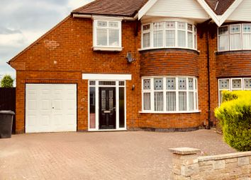3 bed semi-detached house for sale in Evington Close, Leicester LE5