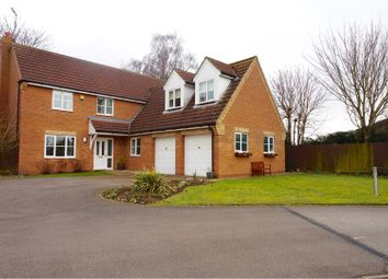 Thumbnail 5 bed detached house for sale in Northfield Close, Gainsborough