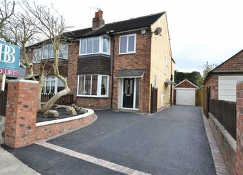 Thumbnail 4 bed semi-detached house to rent in Lacey Green, Wilmslow, Cheshire